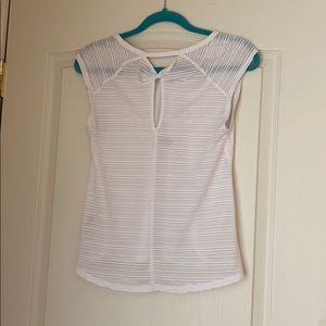 Super breathable athletic top